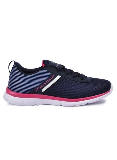 Tiffany&Tomato 9111006 Lacivert Kadın Spor Ayakkabı Lacivert